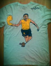 camiseta Andres Iniesta