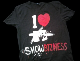 I LOVE SHOWBIZNESS